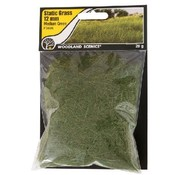WOO - Woodland Scenics 785- FS626 Static Grass, Medium Green 12mm