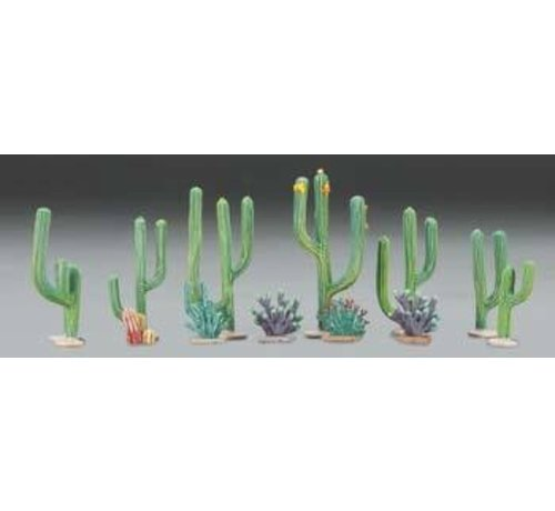 "Woodland Scenics (WOO) 785- TR3600 Cactus Plant 1/2""-2 1/2"" (13)"