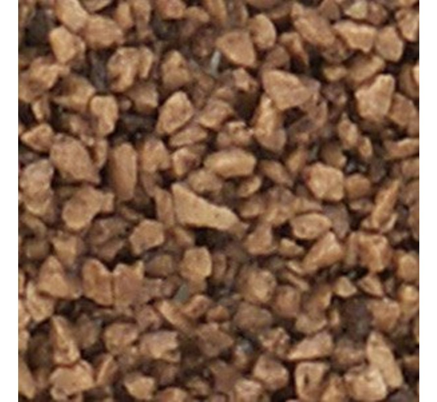 B86 Coarse Ballast Bag  Brown 18ci