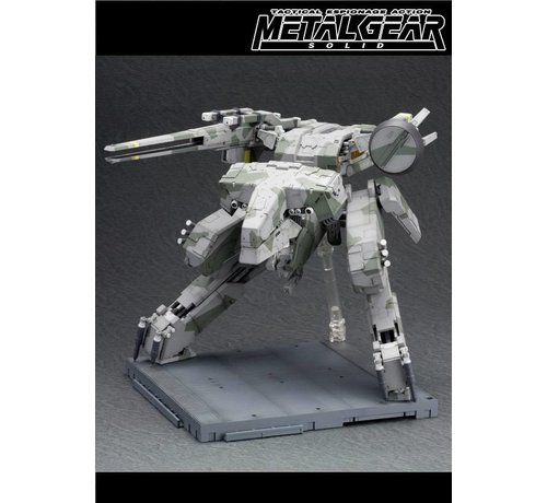 Kotobukiya - KBY KP221 METAL GEAR SOLID - METAL GEAR REX PLASTIC MODEL KIT