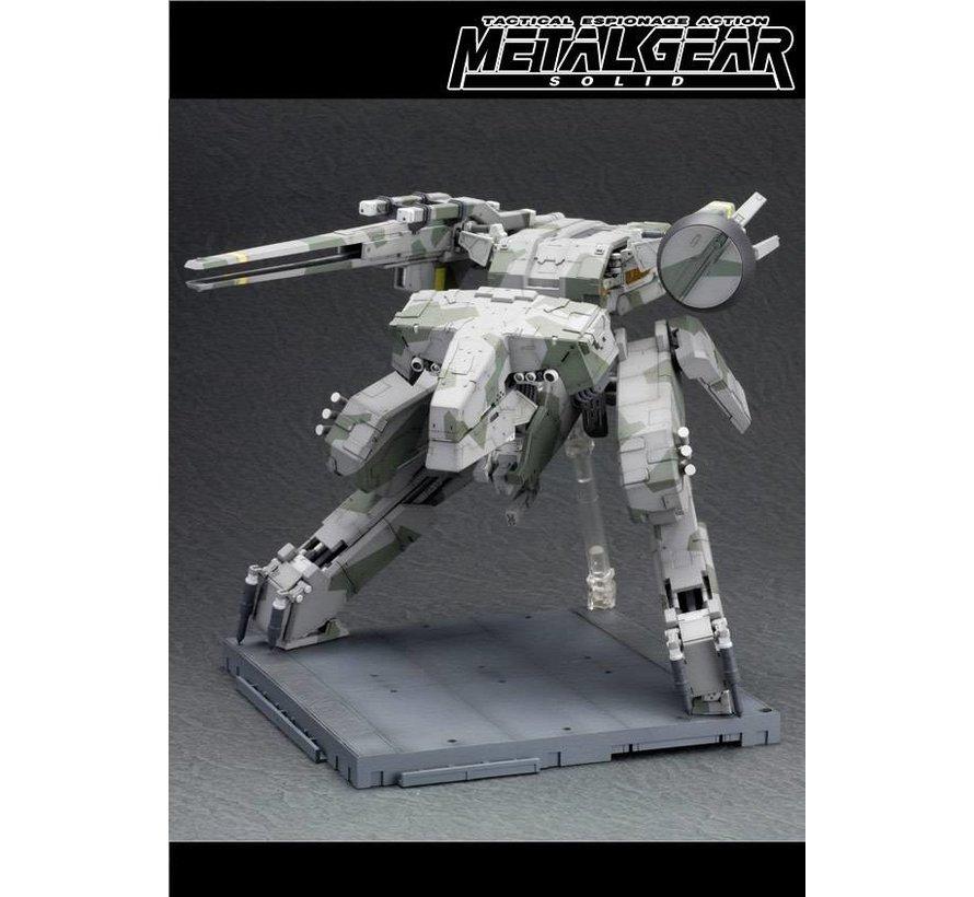 KP221 METAL GEAR SOLID - METAL GEAR REX PLASTIC MODEL KIT