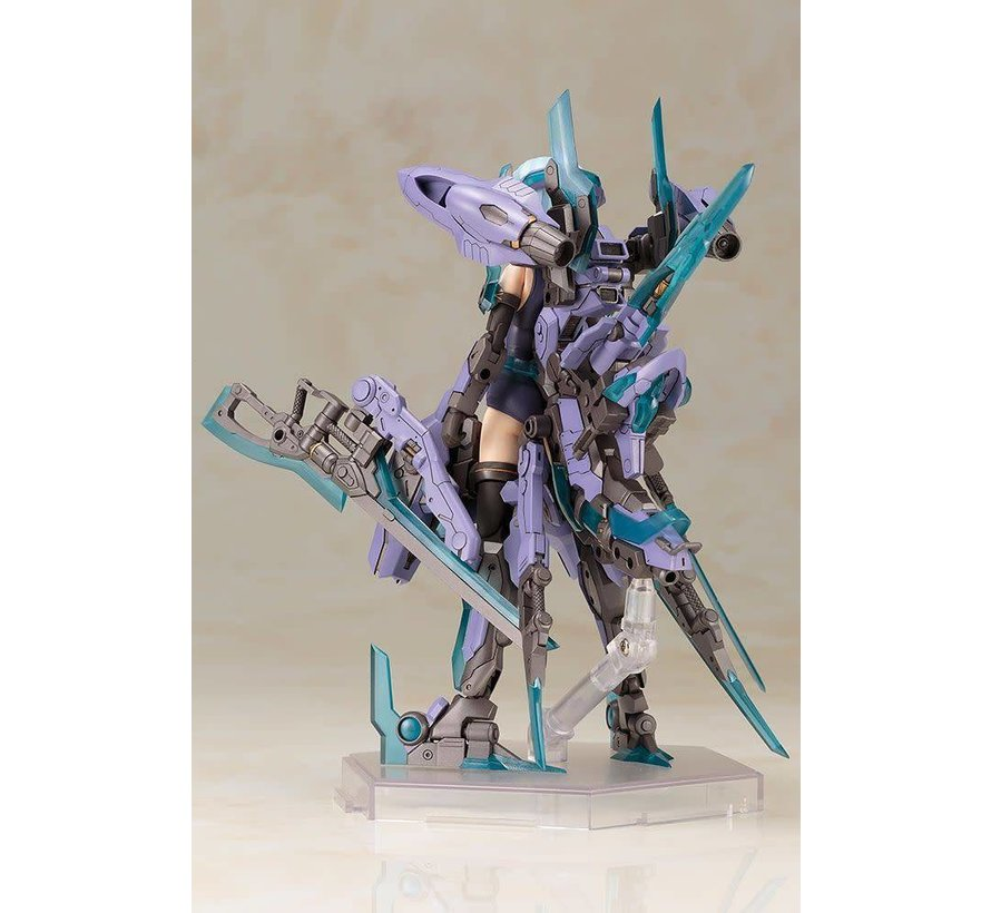 FG004 FRAME ARMS GIRL HRESVELGR MODEL KIT