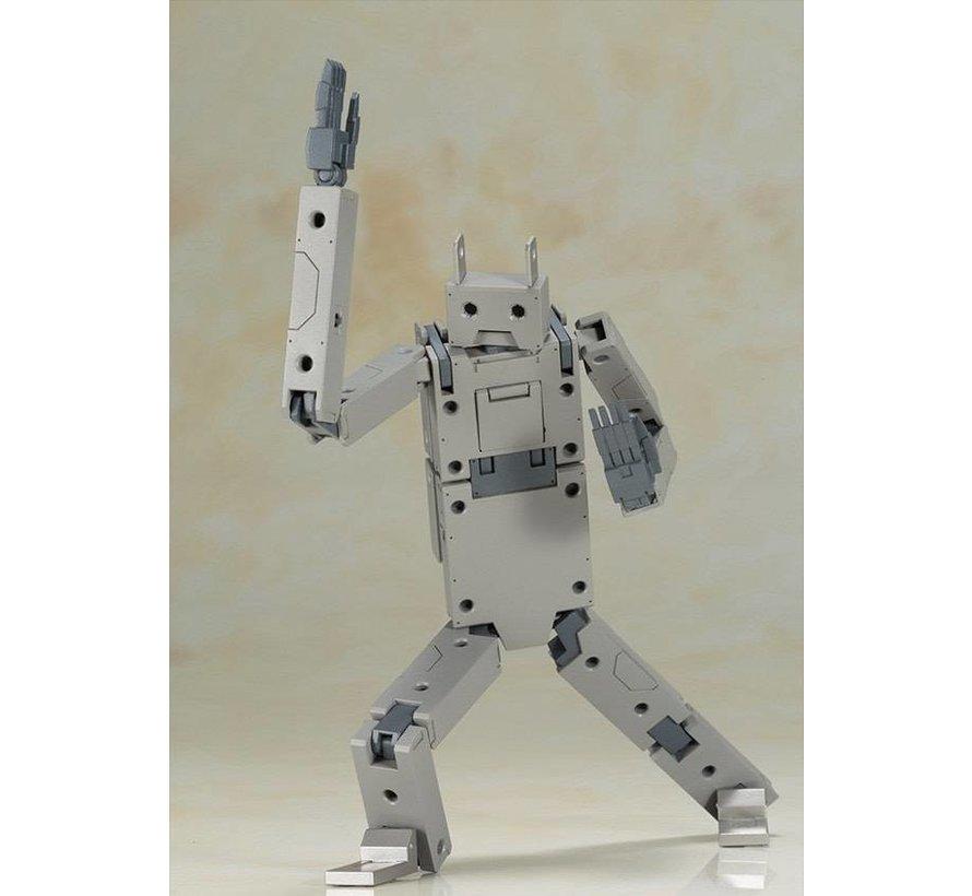 FG034 FRAME ARMS GIRL JYUDEN KUN PLASTIC MODEL KIT