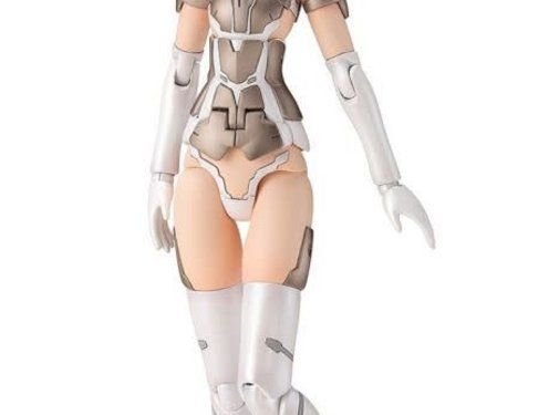 Kotobukiya - KBY FRAME ARMS GIRL MATERIA WHITE VERSION
