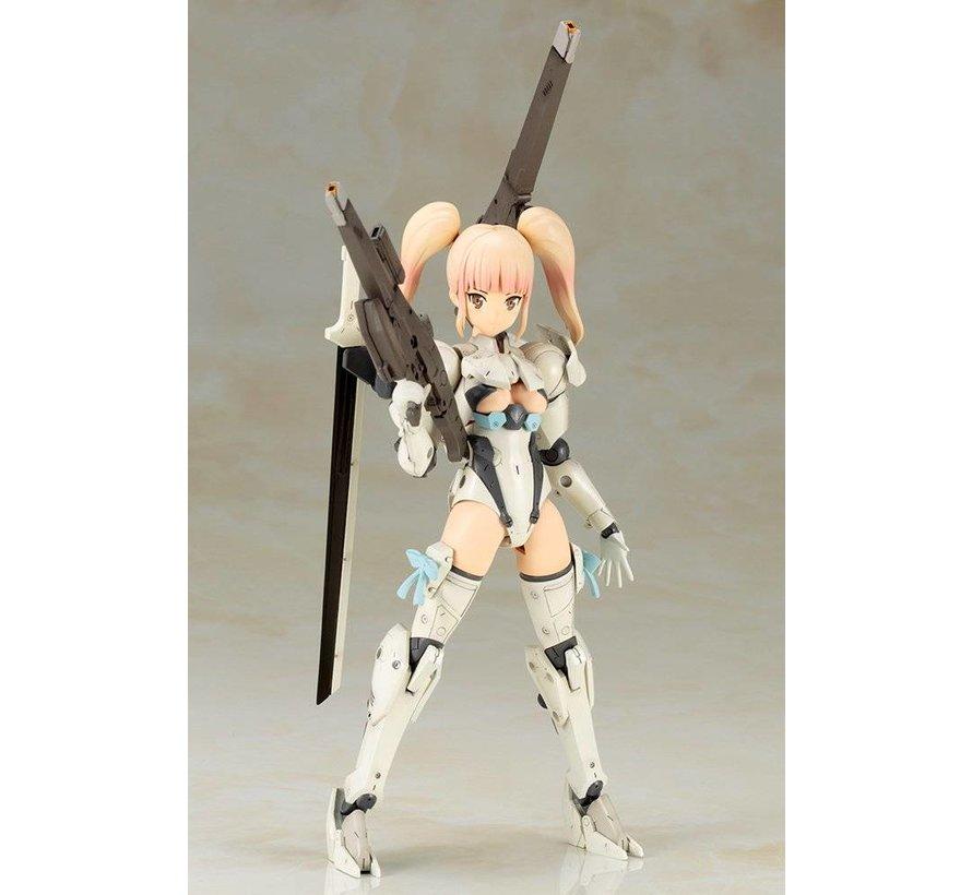FG015 FRAME ARMS GIRL WHITE TIGER / BAIHU MODEL KIT