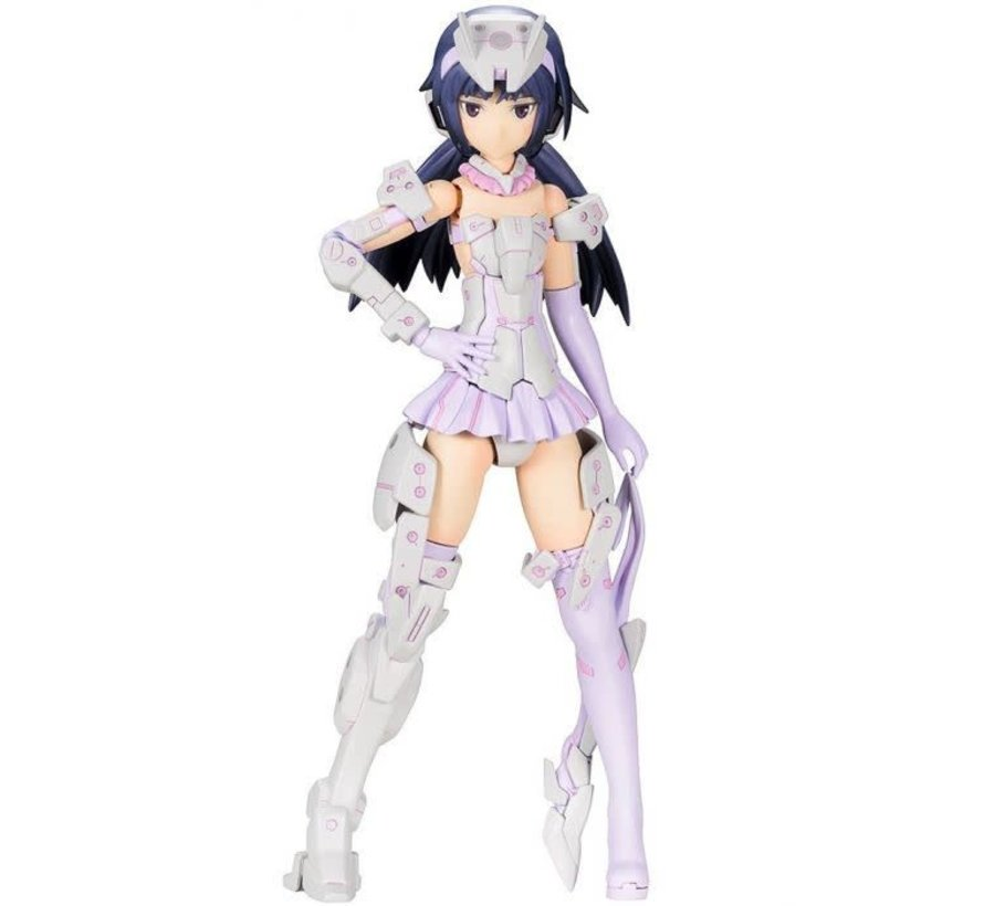 FG030 FRAME ARMS GIRL ARCHITECT OFF WHITE VERSION MODEL KIT