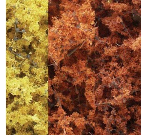 WOO - Woodland Scenics 785- F1135 Fine Leaf Foliage  Fall Mix/75ci