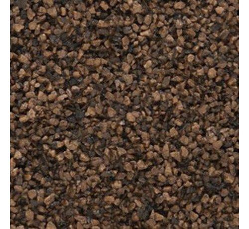 WOO - Woodland Scenics 785- B71 Fine Ballast Bag  Dk Brown/18ci