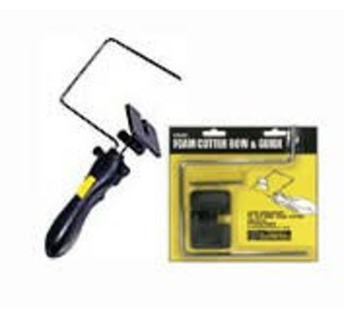 WOO - Woodland Scenics 785- Foam Cutter Bow & Guide