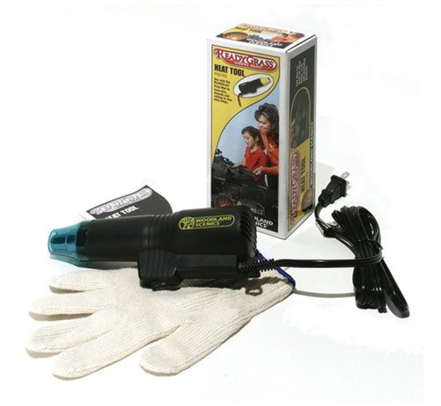 Heat Gun Tool - ReadyGrass Mat