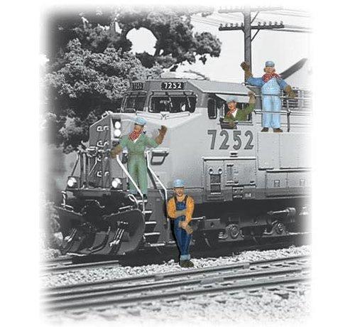 WOO - Woodland Scenics 785- HO Engineers