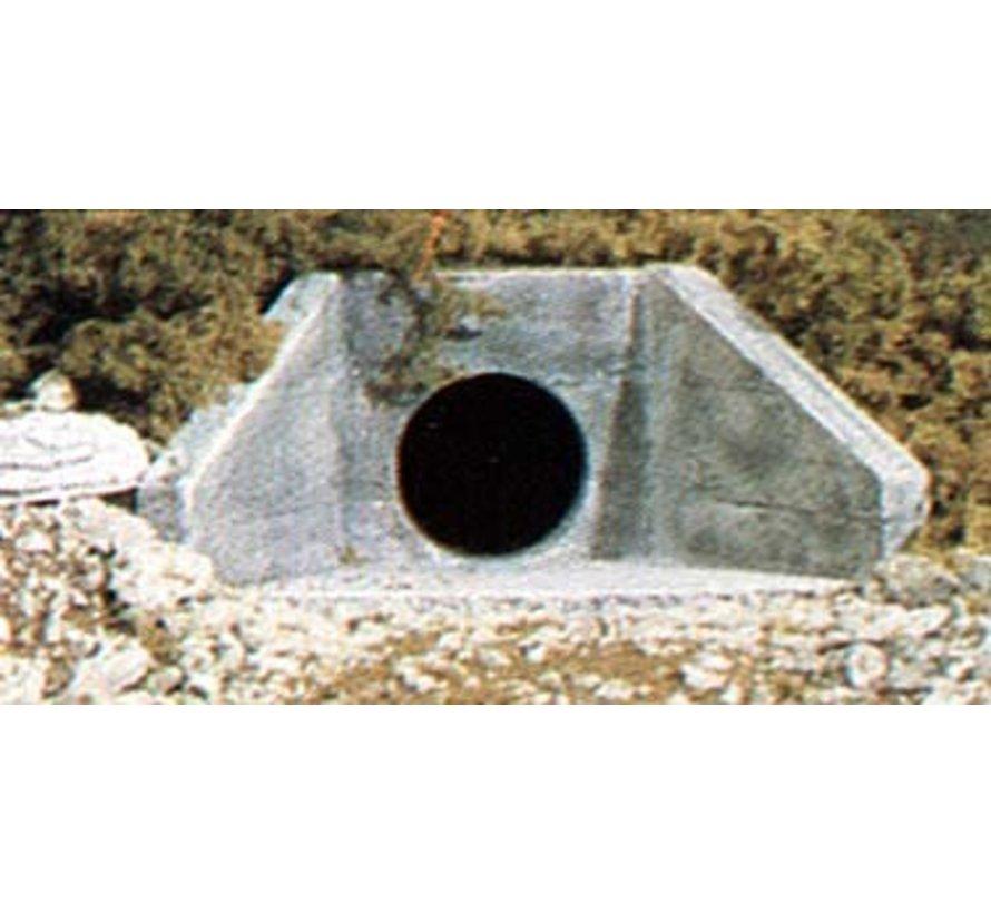 C1262 HO Culvert  Concrete 2