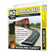 WOO - Woodland Scenics 785- ST1474 Track Bed Roll 24'  HO Scale