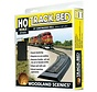 ST1474 Track Bed Roll 24'  HO Scale
