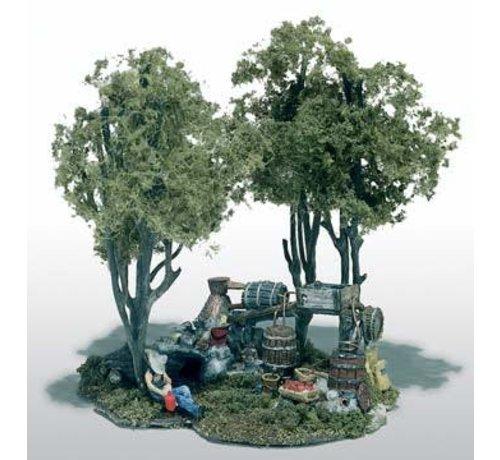 Woodland Scenics (WOO) 785- M102 Moonshine Still Kit HO