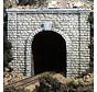 C1253 HO Single Tunnel Portal  Cut Stone