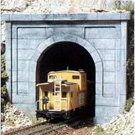 WOO - Woodland Scenics 785- C1252 HO Single Tunnel Portal  Concrete