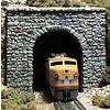 WOO - Woodland Scenics 785- C1155 N Single Tunnel Portal  Random 2