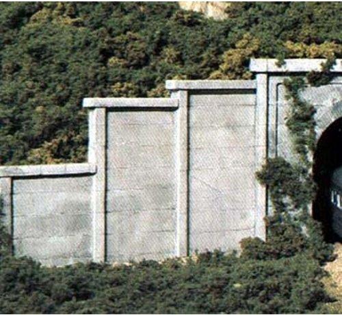 WOO - Woodland Scenics 785- C1158 N Retaining Wall  Concrete 6