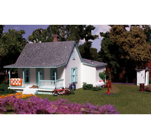 WOO - Woodland Scenics 785- N KIT Country Cottage