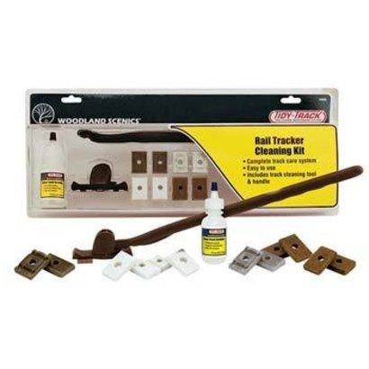WOO - Woodland Scenics 785- TT4550 Rail Tracker Cleaning Kit *