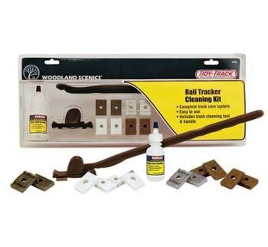 TT4550 Rail Tracker Cleaning Kit *