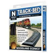 Woodland Scenics (WOO) 785- ST1475 N Track-Bed Roll  24