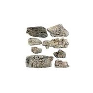 WOO - Woodland Scenics 785- C1137 Ready Rocks  Faceted Rocks