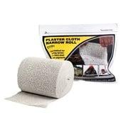 WOO - Woodland Scenics 785- C1191 Plaster Cloth Narrow Roll 4 x15