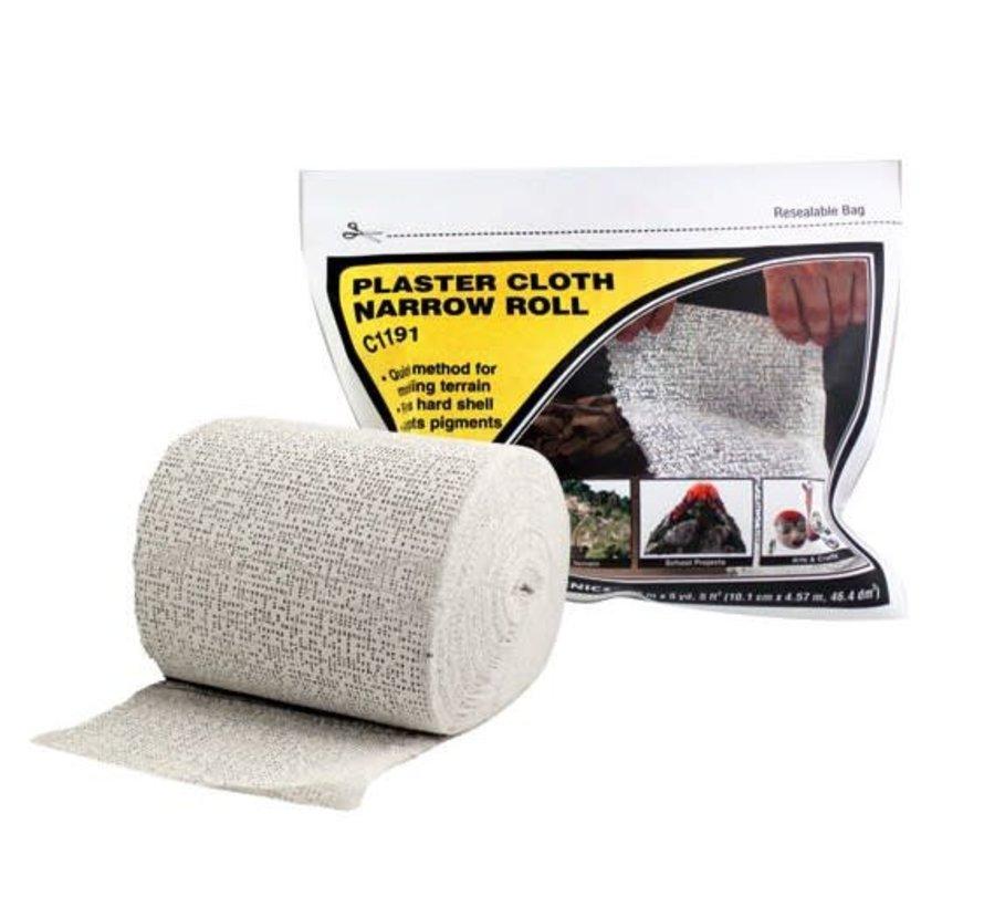 C1191 Plaster Cloth Narrow Roll 4 x15
