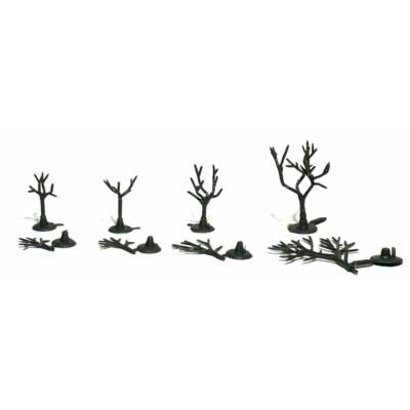 WOO - Woodland Scenics 785- TR1120 Tree Armatures  3:4 -2  114