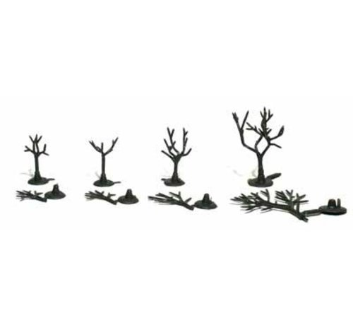 WOO - Woodland Scenics 785- TR1120 Tree Armatures  3:4 -2  114