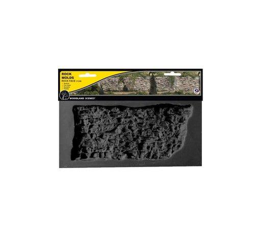 WOO - Woodland Scenics 785- C1248 Rock Mold  Rock Face