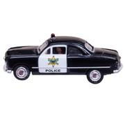 WOO - Woodland Scenics 785- HO Just Plug Police Car