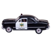 Woodland Scenics (WOO) 785- HO Just Plug Police Car