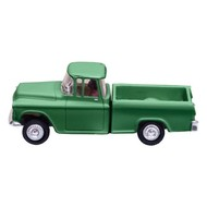 WOO - Woodland Scenics 785- HO Just Plug Green Pickup