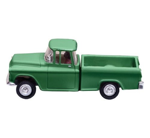 WOO - Woodland Scenics 785- HO Just Plug Green Pickup