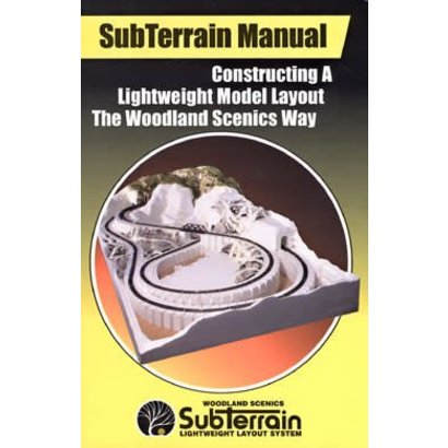WOO - Woodland Scenics 785- ST1402 Subterrain How To Book