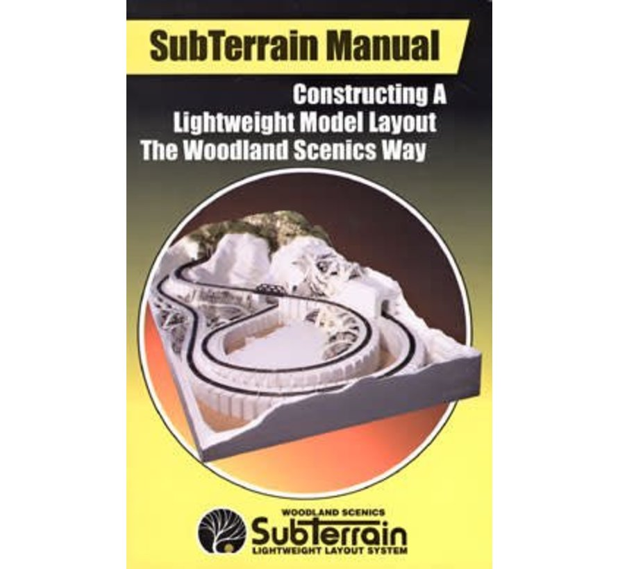 ST1402 Subterrain How To Book