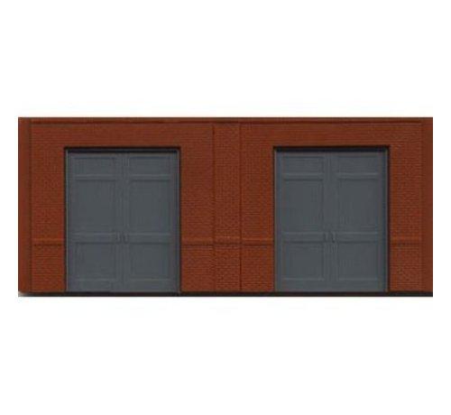 WOO - Woodland Scenics 785- N DPM Street Level Freight Door 3