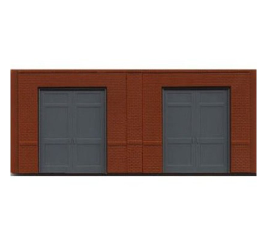 N DPM Street Level Freight Door 3