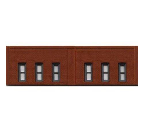 Woodland Scenics (WOO) 785- N DPM 1 Story Window Wall 3