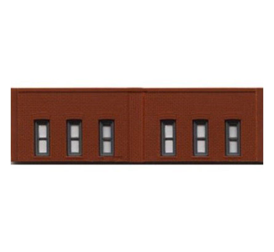 N DPM 1 Story Window Wall 3