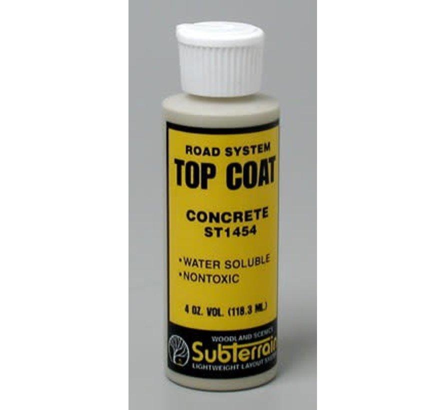 ST1454 Concrete Top Coat  4oz