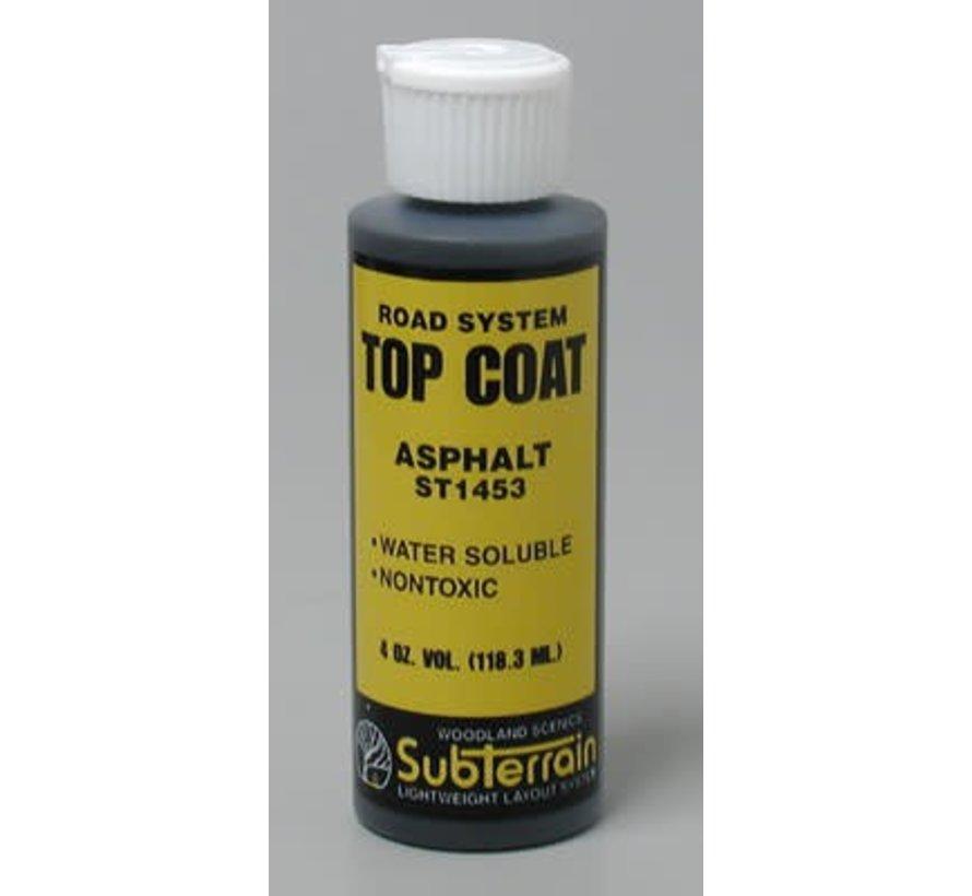 ST1453 Asphalt Top Coat  4oz