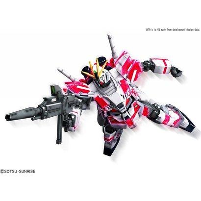 "BANDAI MODEL KITS 5056760 #222 Narrative Gundam C Packs ""Gundam NT"", Bandai HGUC 1/144"