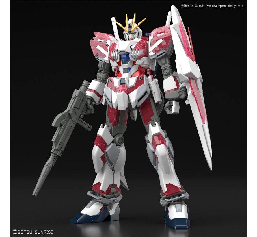 "5056760 #222 Narrative Gundam C Packs ""Gundam NT"", Bandai HGUC 1/144"