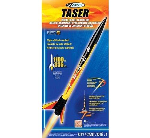 Estes Rockets (EST) 1491 Taser Launch Set E2X Easy-to-Assemble