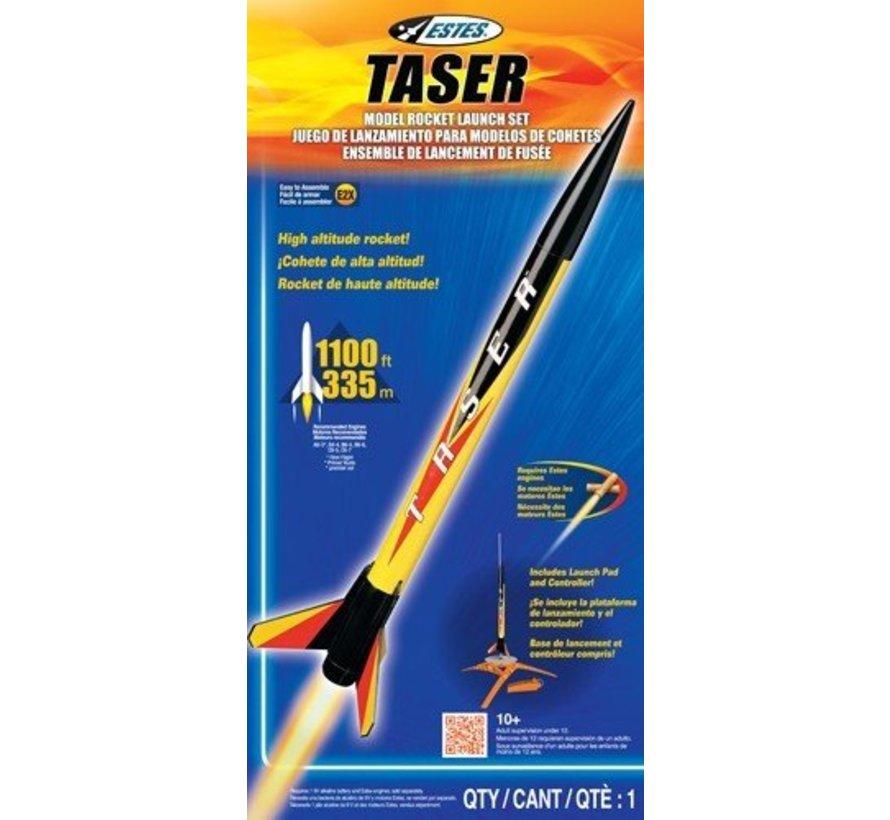 1491 Taser Launch Set E2X Easy-to-Assemble
