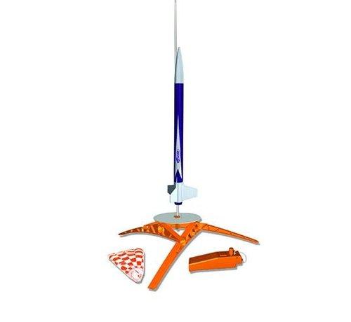 Estes (EST) 1424 Silver Arrow Launch Set E2X Easy-to-Assemble